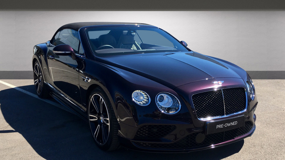 Bentley Continental GTC 4.0 V8 S Mulliner Driving Spec 2dr Automatic Convertible (2017) image