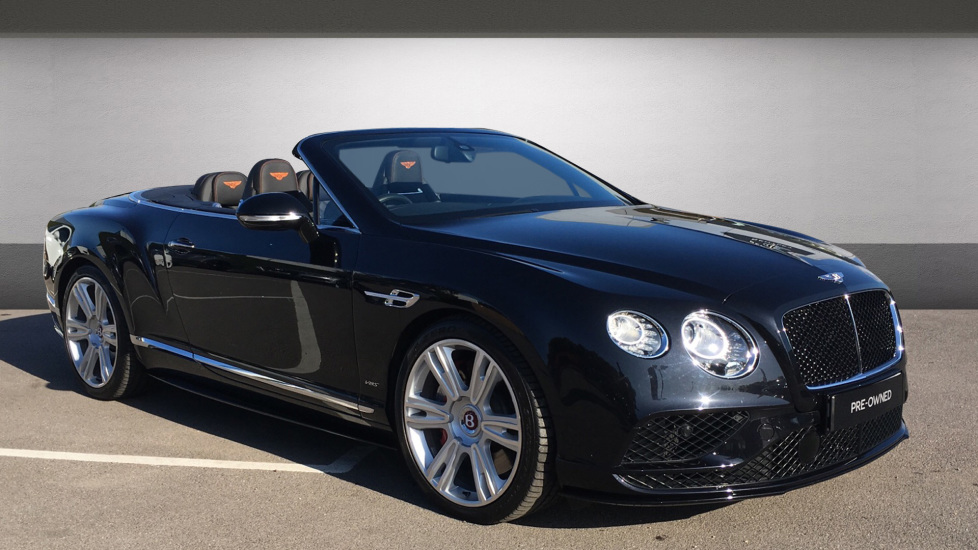 Bentley Continental GT Convertible 4.0 V8 S Mulliner Driving Spec 2dr Automatic Convertible (2017) at Bentley Chelmsford thumbnail image