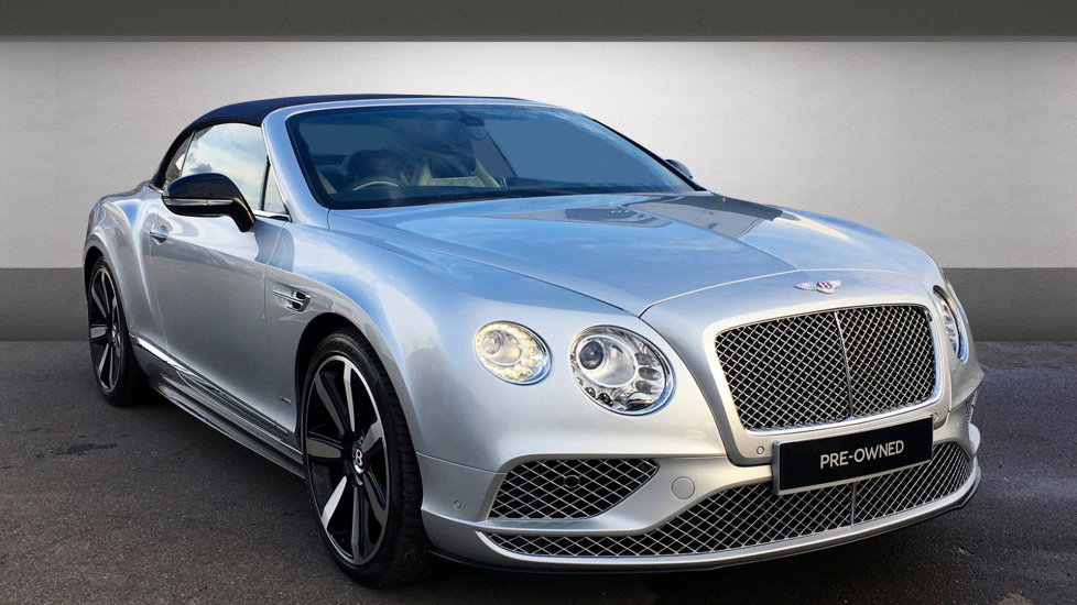 Bentley Continental GTC 4.0 V8 S Mulliner Driving Spec 2dr Automatic 3 door Convertible (2017) image