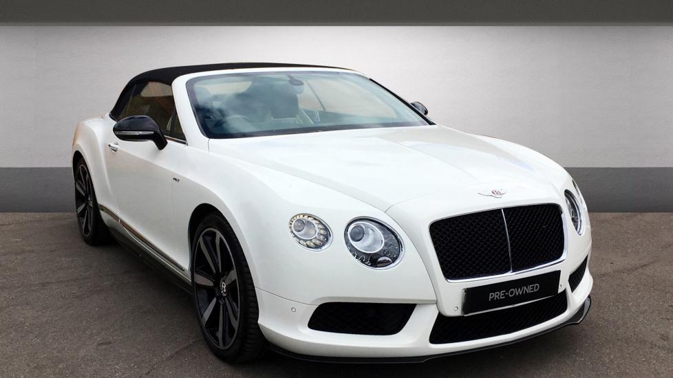 Bentley Continental GTC 4.0 V8 S 2dr Automatic 3 door Convertible (2014) image