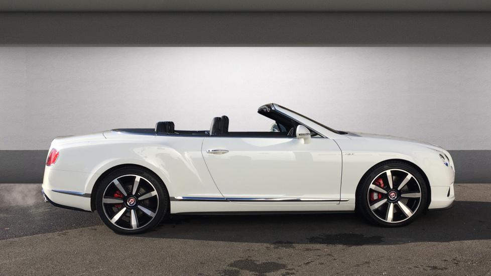 Bentley Continental GTC 4.0 V8 S 2dr image 3