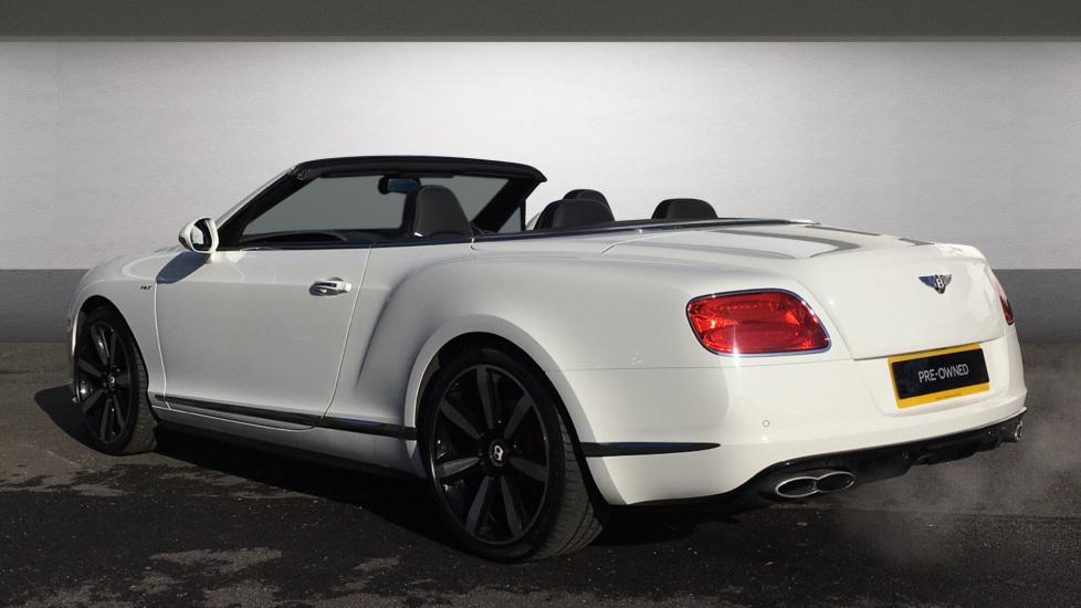 Bentley Continental GTC 4.0 V8 S 2dr image 5