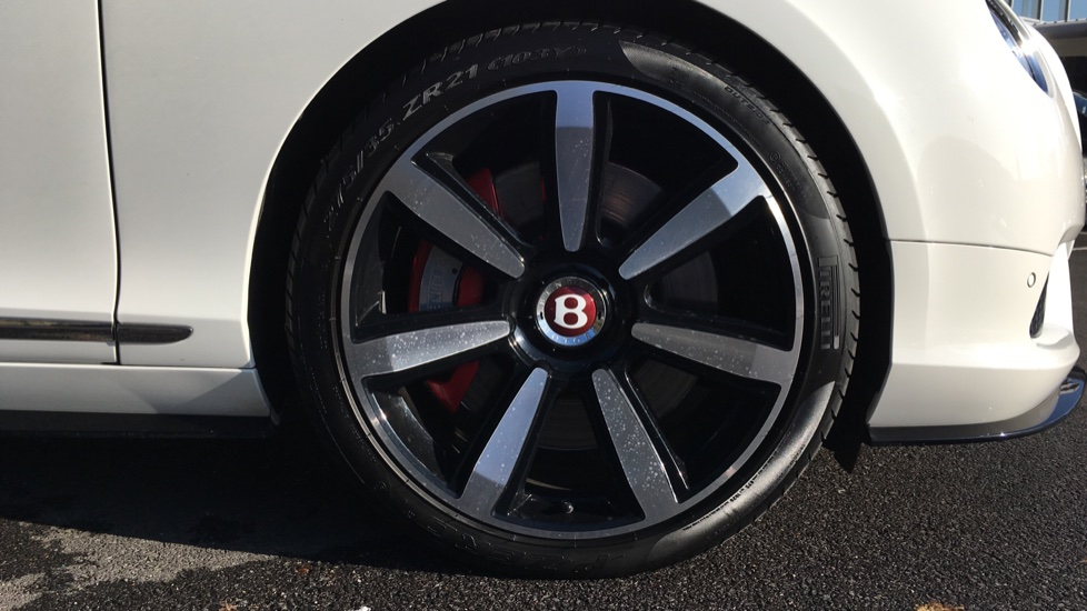 Bentley Continental GTC 4.0 V8 S 2dr image 13