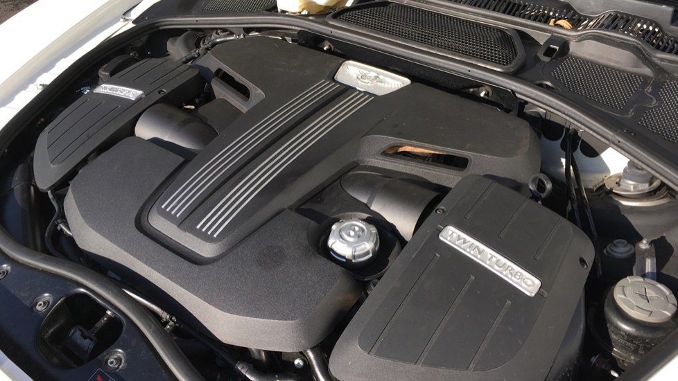 Bentley Continental GTC 4.0 V8 S 2dr image 14