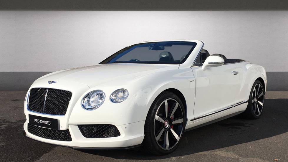 Bentley Continental GTC 4.0 V8 S 2dr image 16
