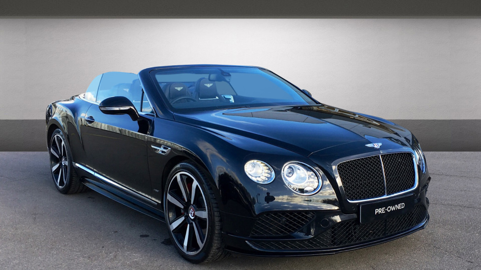 Bentley Continental GTC 4.0 V8 S Mulliner Driving Spec 2dr Automatic Convertible (2015) image