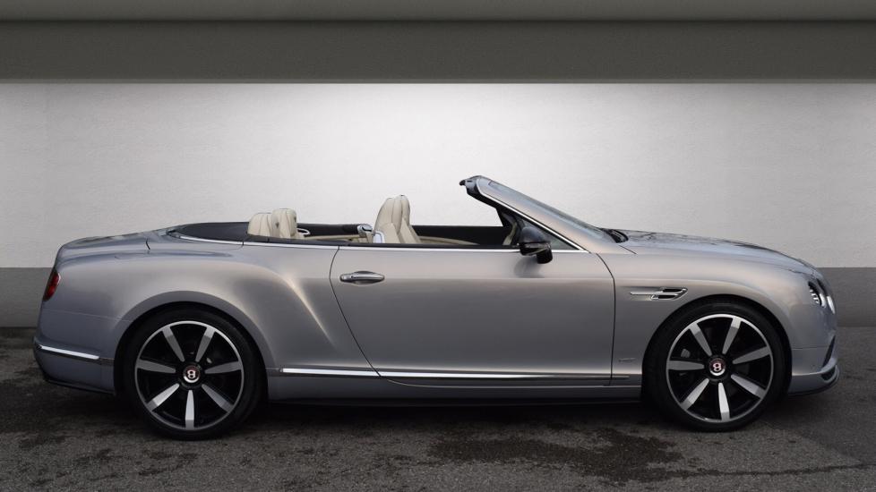 Bentley Continental GTC 4.0 V8 S Mulliner Driving Spec 2dr image 3