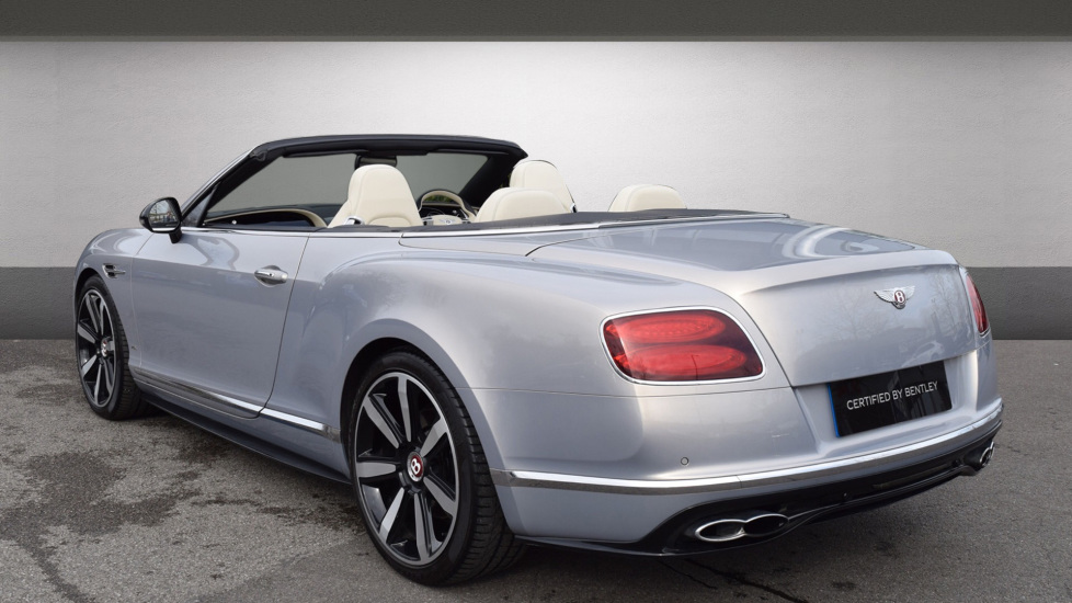 Bentley Continental GTC 4.0 V8 S Mulliner Driving Spec 2dr image 5