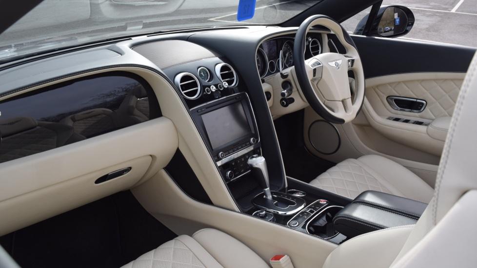 Bentley Continental GTC 4.0 V8 S Mulliner Driving Spec 2dr image 6