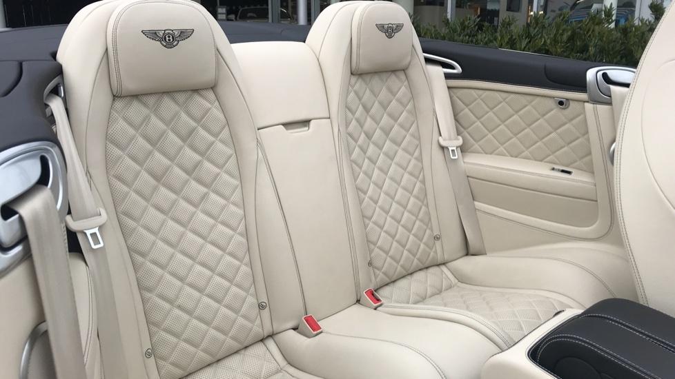 Bentley Continental GTC 4.0 V8 S Mulliner Driving Spec 2dr image 11