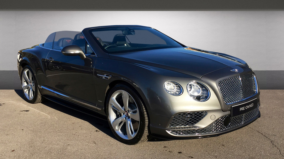 Bentley Continental GTC 4.0 V8 S Mulliner Driving Spec 2dr Automatic 3 door Convertible (2018) at Bentley Chelmsford thumbnail image