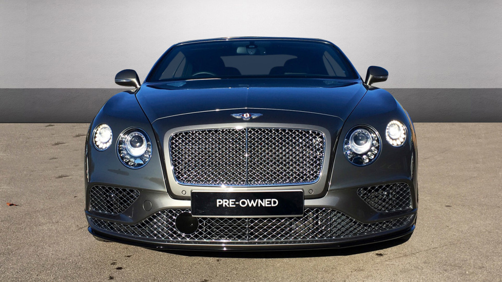 Bentley Continental GTC 4.0 V8 S Mulliner Driving Spec 2dr image 2