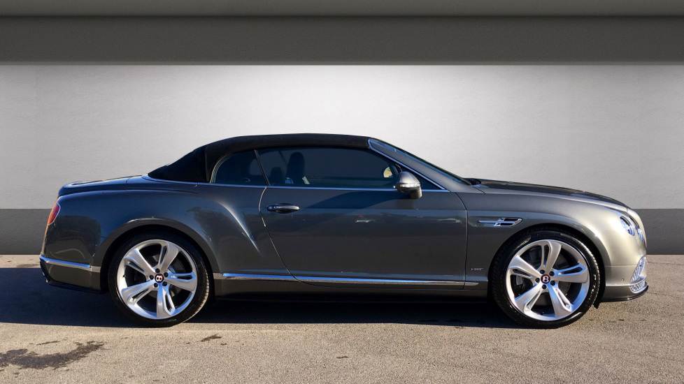 Bentley Continental GTC 4.0 V8 S Mulliner Driving Spec 2dr image 3
