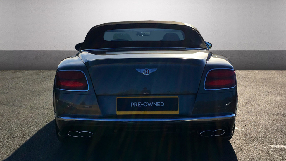 Bentley Continental GTC 4.0 V8 S Mulliner Driving Spec 2dr image 4