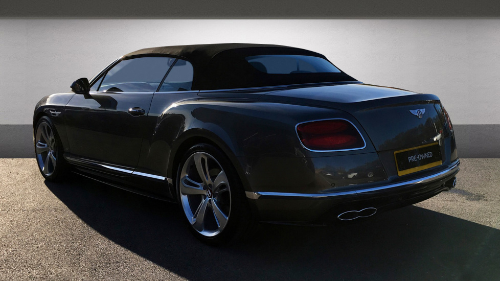 Bentley Continental GTC 4.0 V8 S Mulliner Driving Spec 2dr image 5