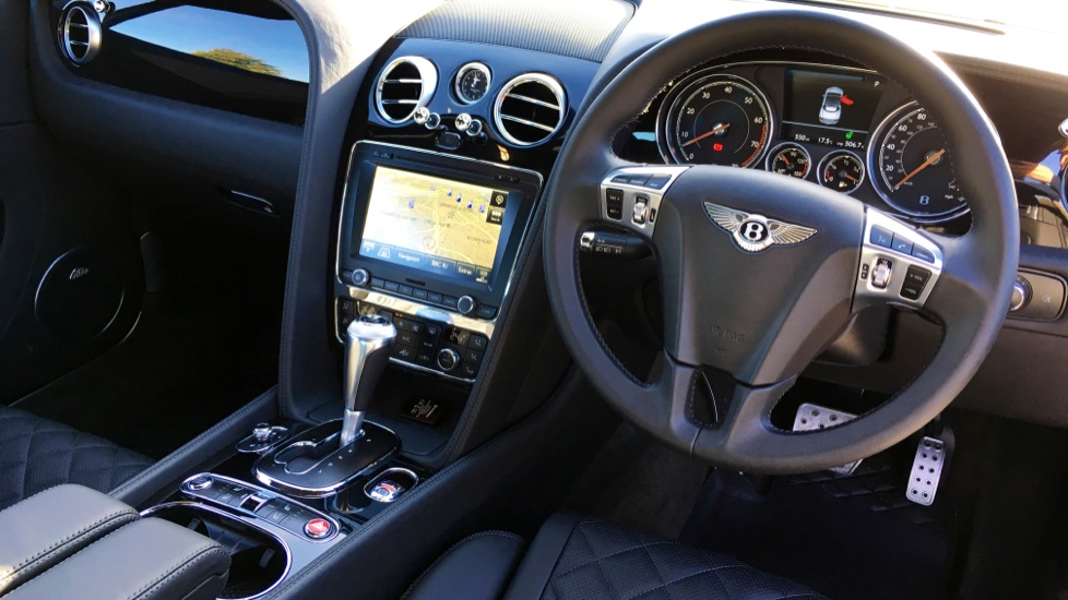 Bentley Continental GTC 4.0 V8 S Mulliner Driving Spec 2dr image 7