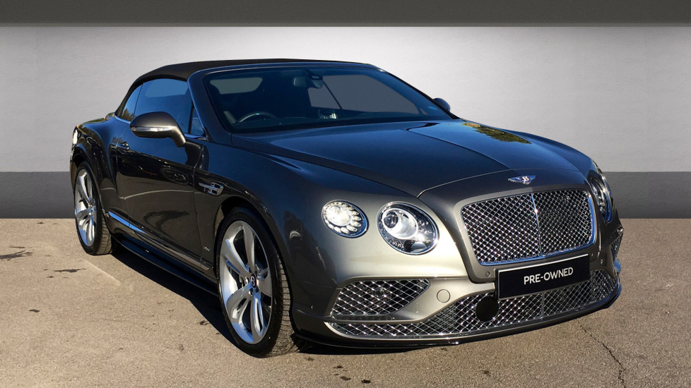 Bentley Continental GTC 4.0 V8 S Mulliner Driving Spec 2dr image 16