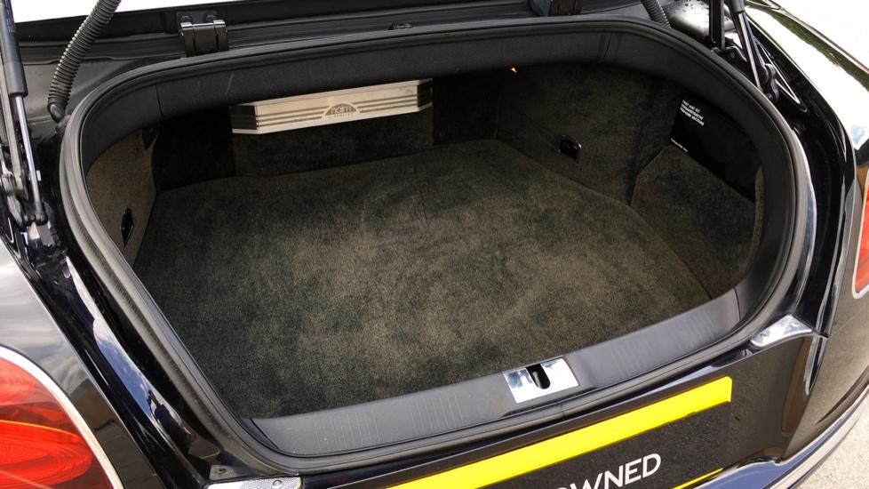 Bentley Continental GT V8 S Convertible