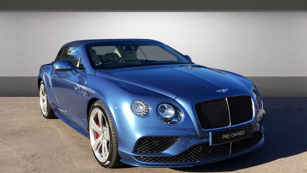 Bentley Continental GTC 6.0 W12 [635] Speed 2dr Automatic 3 door Convertible (2016) image