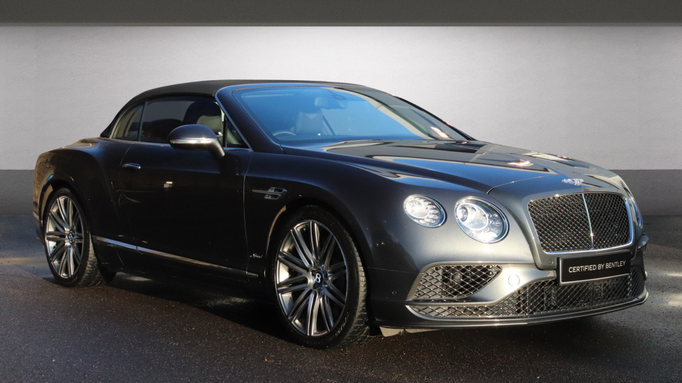 Bentley Continental GTC 6.0 W12 [635] Speed 2dr Automatic Convertible (2016)