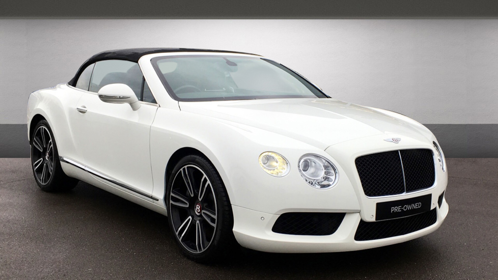 Bentley Continental GT 4.0 V8 2dr Automatic Convertible (2012) image