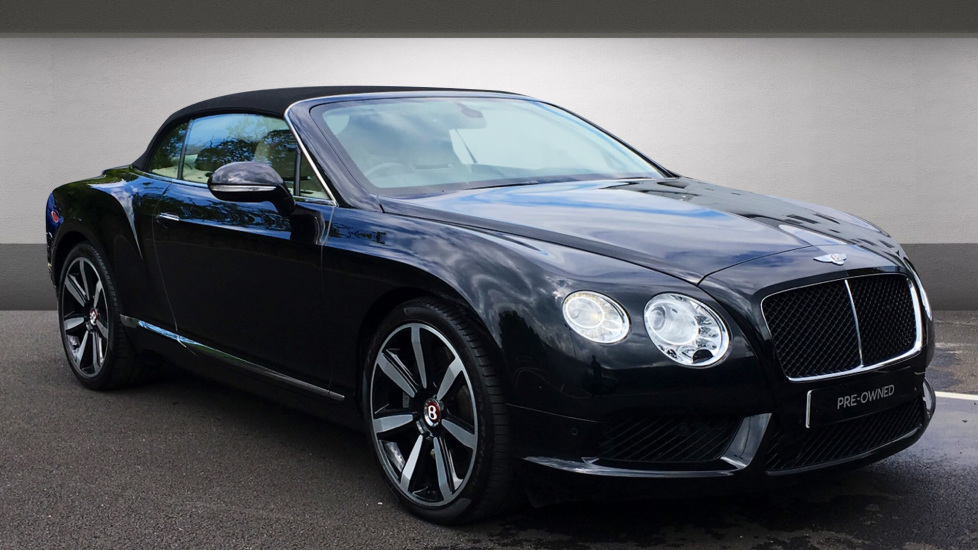Bentley Continental GTC 4.0 V8 2dr Automatic Convertible (2013) image