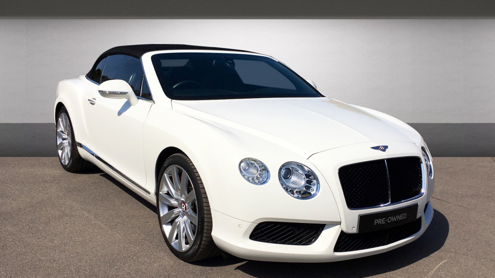 Bentley Continental GTC 4.0 V8 2dr Automatic 3 door Convertible (2013) image
