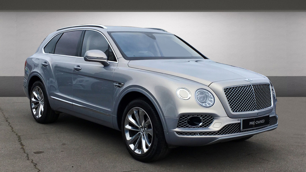 Bentley Bentayga 6.0 W12 5dr Automatic Estate (2016)