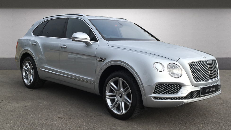 Bentley Bentayga 6.0 W12 5dr Automatic Estate (2016) image