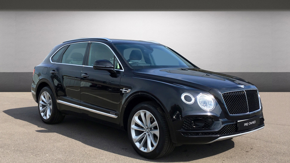Bentley Bentayga 4.0 V8 5dr Diesel Automatic Estate (2017)