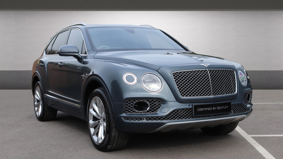 Bentley Bentayga 4.0 V8 5dr Automatic Estate (2018)