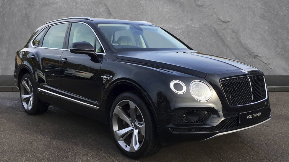 Bentley Bentayga 4.0 V8 5dr Automatic Estate (2018) image