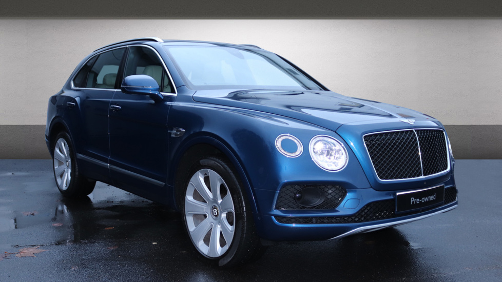 Bentley Bentayga 4.0 V8  Automatic 5 door Estate (2019) at Bentley Tunbridge Wells thumbnail image
