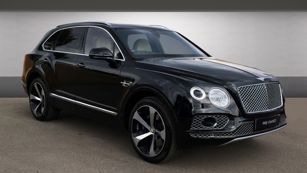 Bentley Bentayga 4.0 V8 5dr Automatic Estate