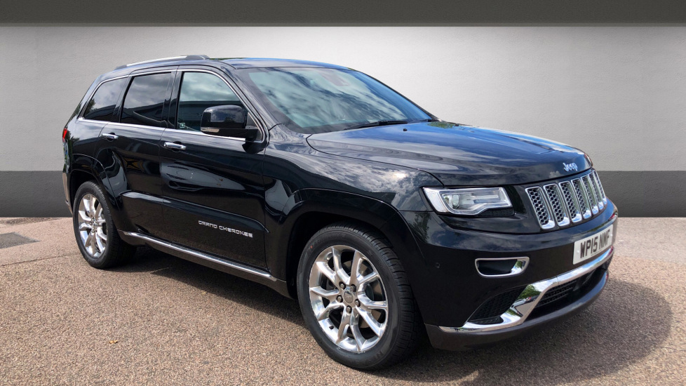 Jeep Grand Cherokee 3.0 CRD Summit 5dr Diesel Automatic 4x4 (2015) image