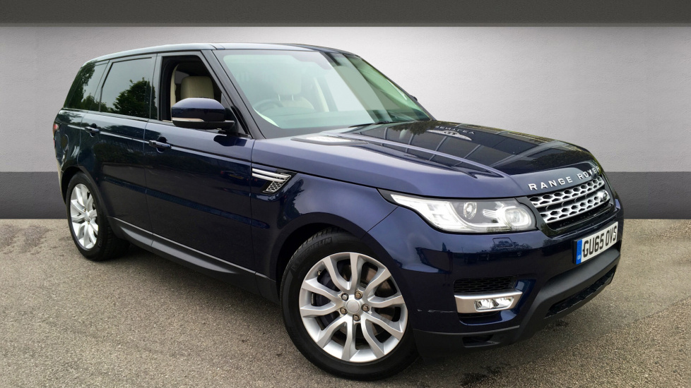 Land Rover Range Rover Sport 3.0 SDV6 [306] HSE 5dr Diesel Automatic Estate (2015) image