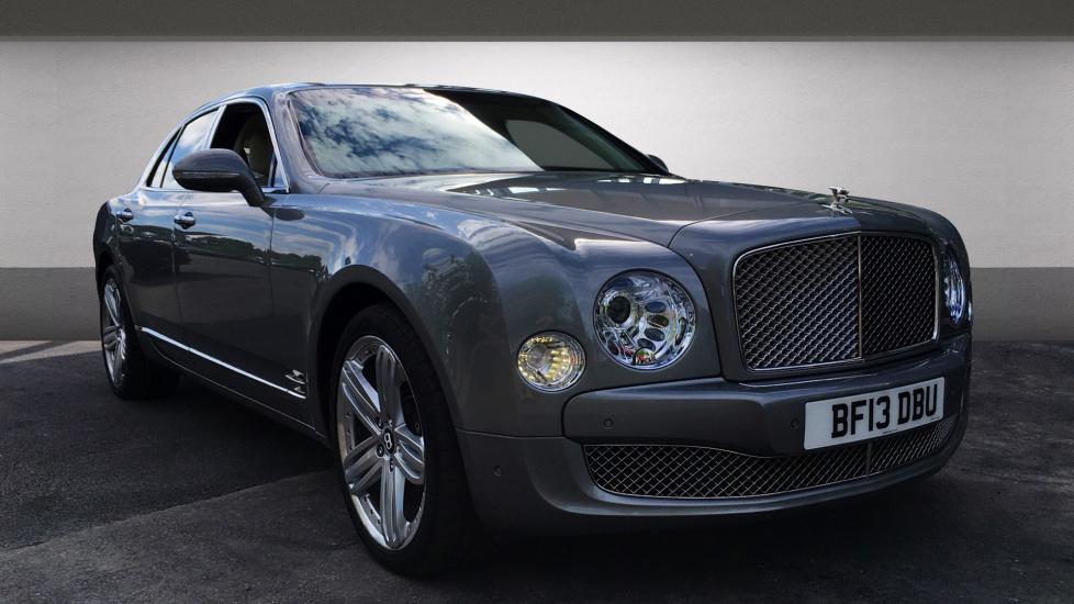 Bentley Mulsanne 6.8 V8 Automatic 4 door Saloon (2013)