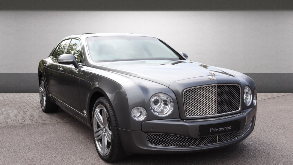 Bentley Mulsanne 6.8 V8 Automatic 4 door Saloon (2012) image