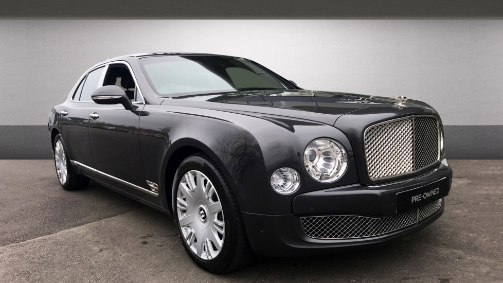 Bentley Mulsanne 6.8 V8 Mulliner Driving Spec with Naim for Bentley 4 door (2015)