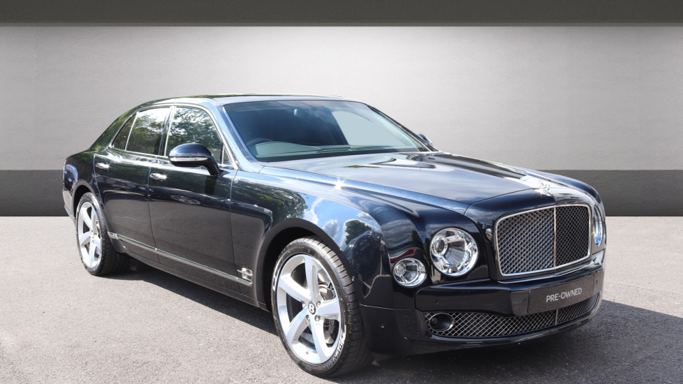 Bentley Mulsanne 6.8 V8 Speed Automatic 4 door Saloon (2016)