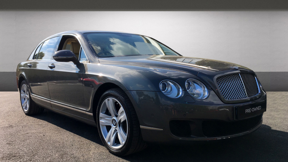 Bentley Continental Flying Spur 6.0 W12 Automatic 4 door Saloon (2010) image