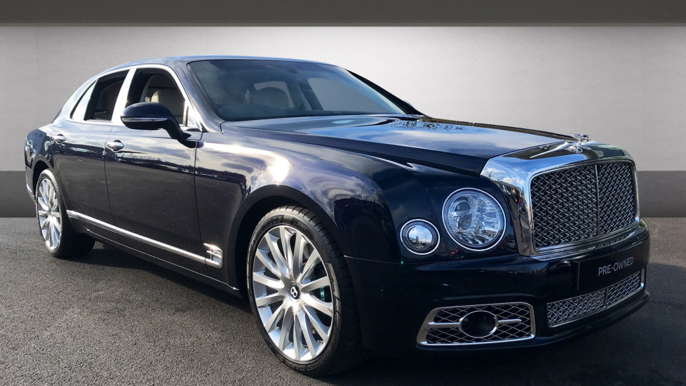 Bentley Mulsanne 6.8 V8 4dr Auto Automatic Saloon (2018) at Bentley Tunbridge Wells thumbnail image
