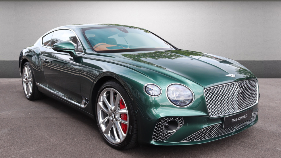 Bentley Continental GT 6.0 W12 2dr Automatic Coupe (2019) image
