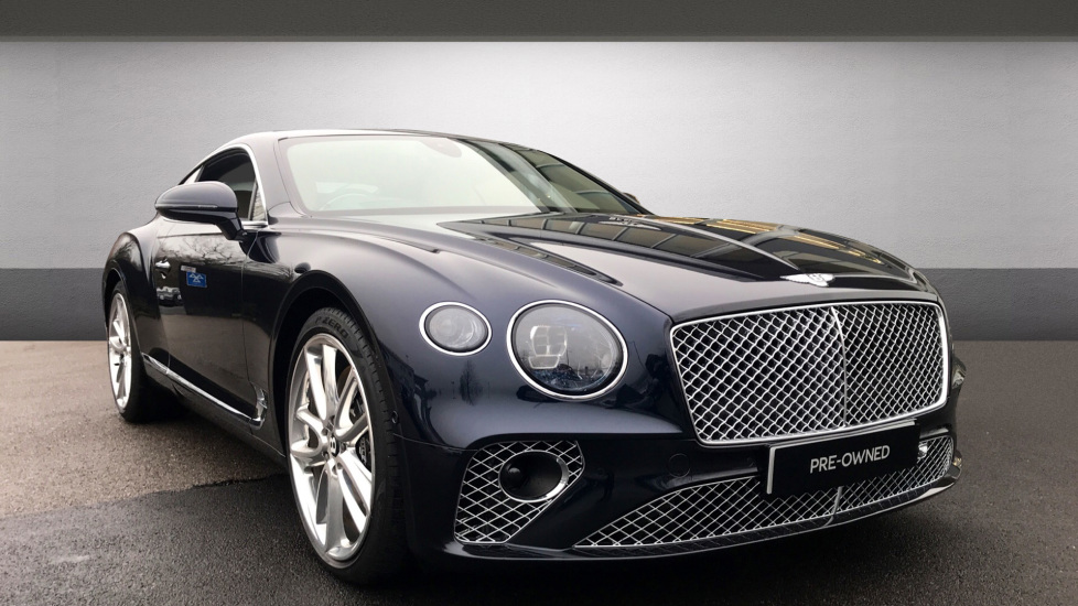 Bentley New Continental GT 6.0 W12 2dr Automatic Coupe (2018) image
