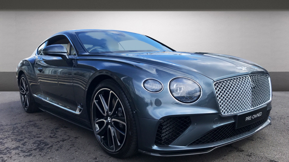 Bentley New Continental GT 6.0 W12 2dr Automatic Coupe (2018) at Bentley Tunbridge Wells thumbnail image
