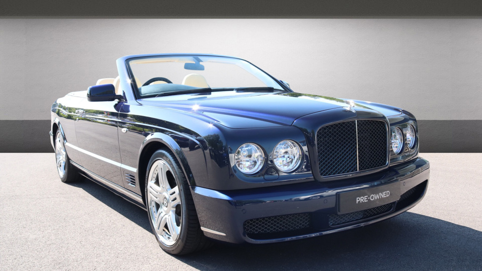 Bentley Azure AZURE T AUTO  6.8 Automatic 2 door Convertible (2010)