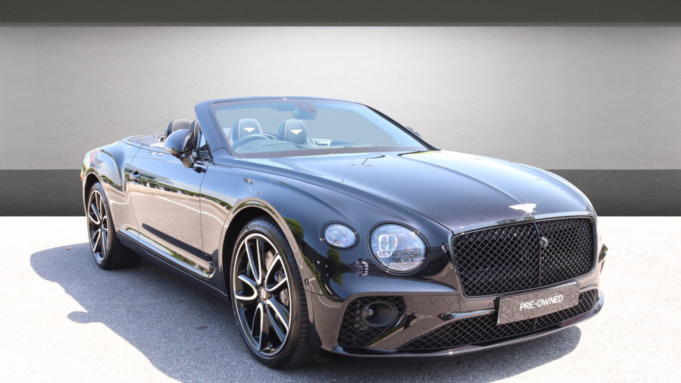 Bentley Continental GTC 6.0 W12 2dr Automatic Convertible (2019) image