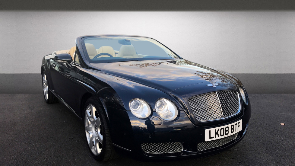 Bentley Continental GTC 6.0 W12 2dr Automatic Convertible (2008) image