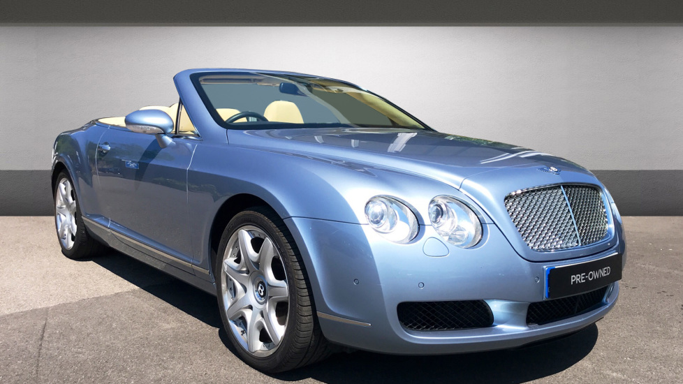 Bentley Continental GTC 6.0 W12 2dr Automatic Convertible (2009) image