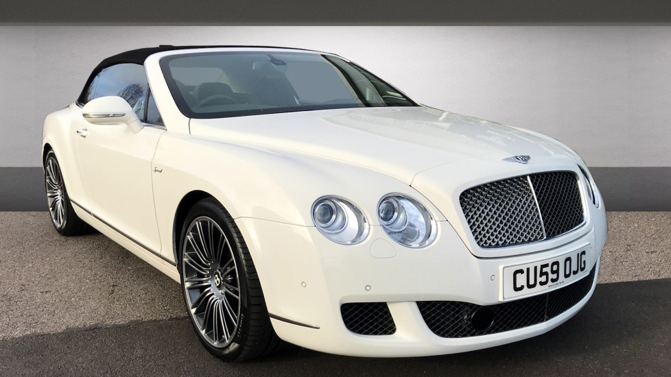 Bentley Continental GT 6.0 W12 Speed 2dr Auto Automatic Coupe (2009)